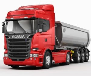 فروش لوازم یدکی ماشین سنگین , قطعات یدکی کامیون و اتوبوس اسکانیا